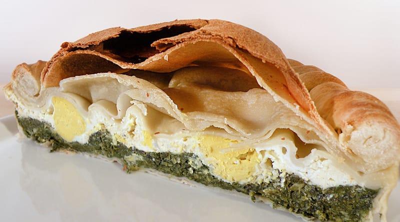 La cucina ligure: torte salate