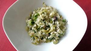 corso di cucina base verdure e riso