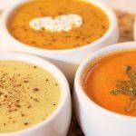 Lezione zuppe e creme Chef per caso 2017