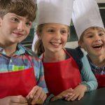 scuola cucina estiva per ragazzi