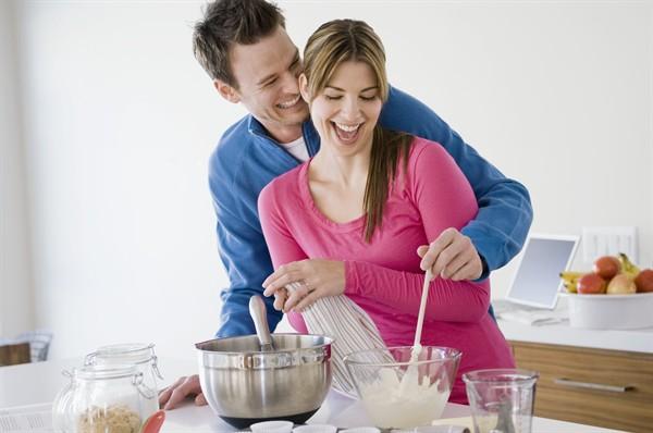 Coppie In Cucina Menu Di S Valentino Chef Per Caso